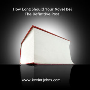 How Long Should Your Book Be